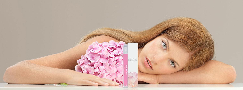 Lady Ann Cherie D'Amour Perfume for her - เลดี้ แอน น้ำหอมสำหรับผู้หญิง (10 mL)