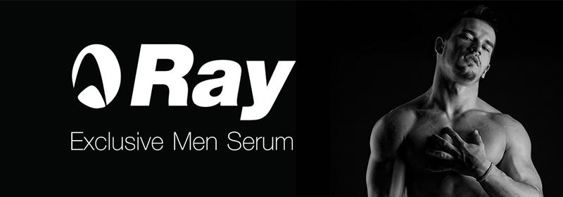 Ray Exclusive Men Serum - เรย์ เซรั่มนวด สำหรับผู้ชาย (30 mL)